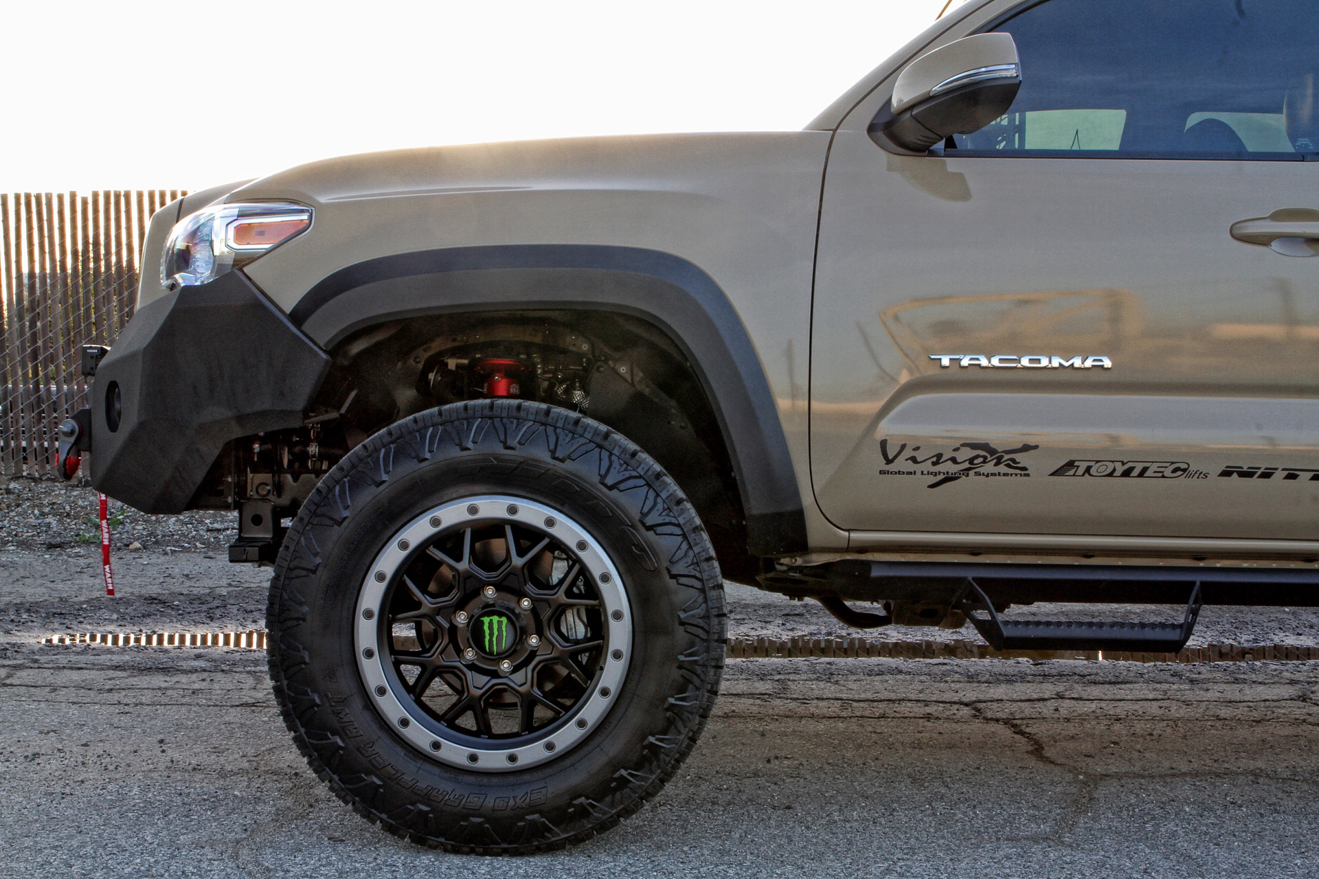 gen3 toyota tacoma dropstars wheels. Black Bedroom Furniture Sets. Home Design Ideas